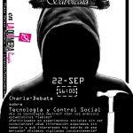[22sept – 16h] Charla/debate: Tecnología y control social