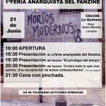 Presentación 1ª Feria anarquista del fanzine